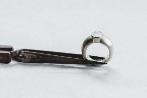 Ring, Silber, 2001