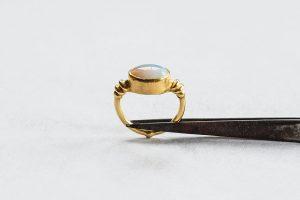 Ring, Gold 750, Feingold, Opal, 2015