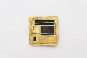 Feingold, Gold 900, Gold 750, Ebenholz, Meerglas/sea glas, Eisen, Bernstein, 2019